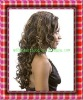 fashion human hair synthetic hair wigs