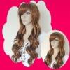 fashion long curl wig