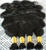 fashion style peruvian human hair extension