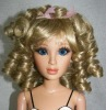 fashion synthetic doll wig