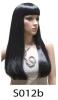 fashion synthetic wig,  S012B wig, wig