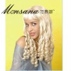 fashionable full lace wigs for beautiful ladies