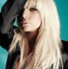 fashionable lady gaga wig with bangs in front accept paypal Celebrity remy human hair full lace wigs made in china