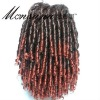 fashionable long full lace human hair wig for African American market