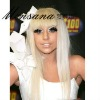 fashionable long full lace wigs for beautiful ladies