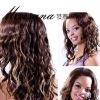 fashionable wigs for black women long