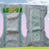 four size OEM child diapers with PE film