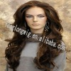 french curl human hair wig 26 inch