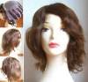full lace human hair wig for young lady