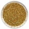 golden Nail art glitter powder