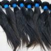 guarantee 100 brazilian virgin hair weft a lot in stock