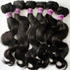 guarantee 100% virgin malaysian remy hair extension with promotion price
