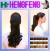 hair accessory ponytail pieces draw string