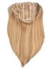 hair piece/hairpiece/clips hair piece
