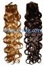hair weft/weaving,100% human hair weave extension