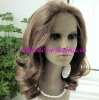 high heat resistant synthetic lace front wigs