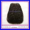 high quality 100%  brazilian hair bebe curl from 8'' to 30''