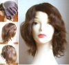 high quality Brazilian human Remy Virgin Hair Jewish wig