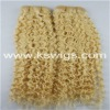 high quality European hair wavy jerry curl 100g/pcs