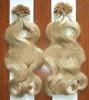 high quality I-tip hair Keratin hair extensions