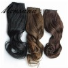 high quality and beautiful hotsale curly human hair pieces