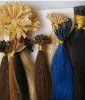 high quality and fashionable all kinds pre-bonded hair extension