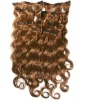 high quality and fashionable clip-in hair extension
