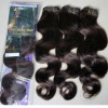 high quality body wave remy peruvian hair weave