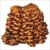 high quality curly hair weaving