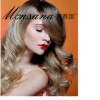 high quality fashion lady human hair wig