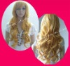 high quality long curls wigs