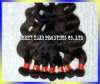 high quality medium brown remy virgin brazilian human hair weft extension brazilian weave hair wavy