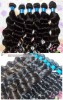 high quality remy virgin brazilian human hair weft extension brazilian weave hair wavy