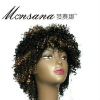 high quality synthetic wig foe black women
