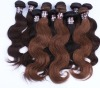 high quality virgin cheap brazilian hair weaving