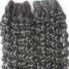 high quality virgin mongolian hair wefts Curl