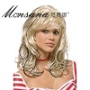 high quality women human hair wig