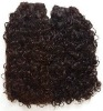 high qualtity100% indian hair human remy hair extensions hair weft