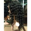 homeage 18inchs deep wave virgin wigs