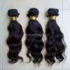 homeage wavy weft mongolian hair wholesale