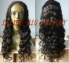 hot!! chinese human hair full lace wig