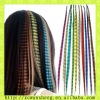 hot sale synthetic feather hair extensions