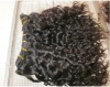 hot selling brazilian human hair extentions/weave natural wave