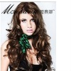 hot selling fashion lady synthetic hair