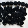 hot selling remy human hair weft 100%malaysian hair