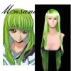 hotsale cool Code Geass C.C Cosplay/doll/party synthetic wig