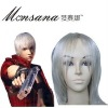 hotsale cool Devil May Cry Dante Cosplay/doll/party synthetic wig
