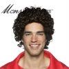 hotsale full lace wigs for mature men/black men