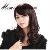 hotselling charming long curl synthetic wigs/women's wigs