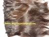 human hair machine weft/machine weft hair